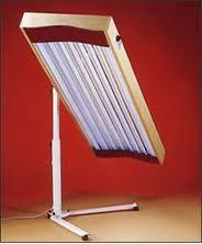 canopy sunbed from Fast Tan
